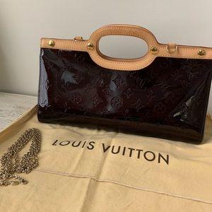 Louis Vuitton Roxbury Drive Vernis Satchel